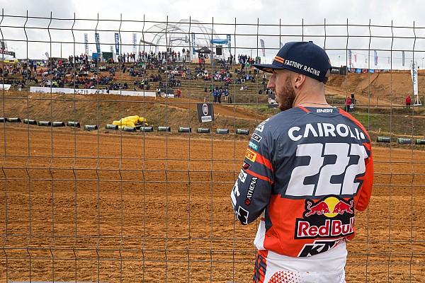 MXGP Noticias La leyenda de MXGP Cairoli probará un F1 en junio