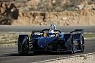 Formula E Bruno Spengler, BMW'nin yeni Formula E aracını test etti