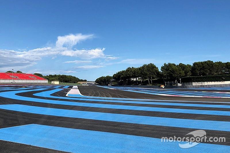 На Гран При Франции будет две зоны DRS