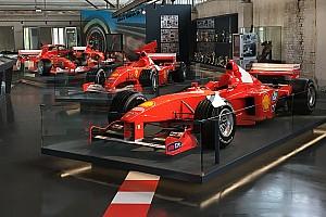 Формула 1 Новость В Кельне открыли выставку машин Михаэля Шумахера