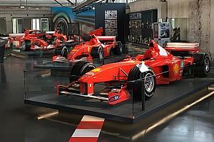 Une nouvelle exposition sur Michael Schumacher a été dévoilée