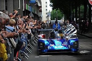 24 heures du Mans Actualités Le Pesage a définitivement lancé la folle semaine du Mans!