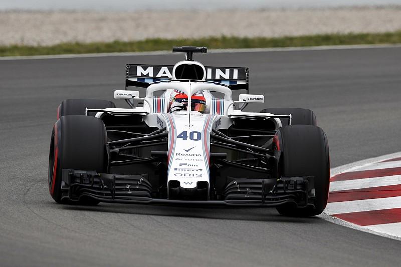 Williams, Macaristan testine Kubica/Rowland ile katılacak