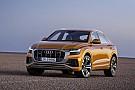 Automotivo Audi Q8 faz entrada da marca no segmento de SUVs-cupê