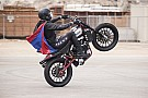 Other bike Travis Pastrana readying to recreate Evel Knievel jumps