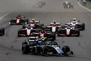 FIA F2 Actualités L'embrayage de la F2 2018, source de