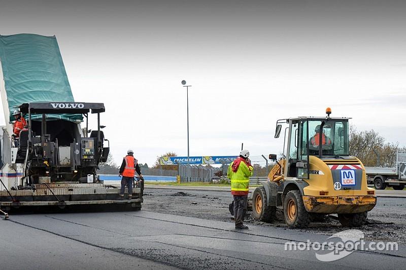 24h Le Mans 2018: ACO verkürzt Circuit de la Sarthe