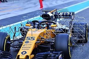Formule 1 Analyse Spyshots: De belangrijkste tech updates van de F1-test in Abu Dhabi