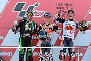 MotoGP Résumé de course Course - À Pedrosa le dernier GP de la saison, à Márquez le titre !
