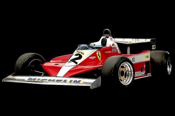 Найкращі машини Ф1 Ferrari: перший переможний болід Вільньова