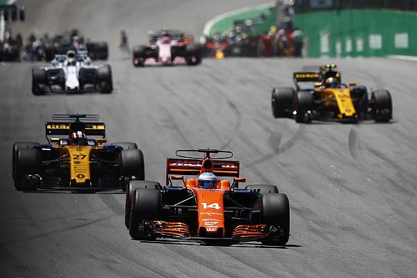 Formula 1 Son dakika Alonso: Renault'nun motoru kötü değil