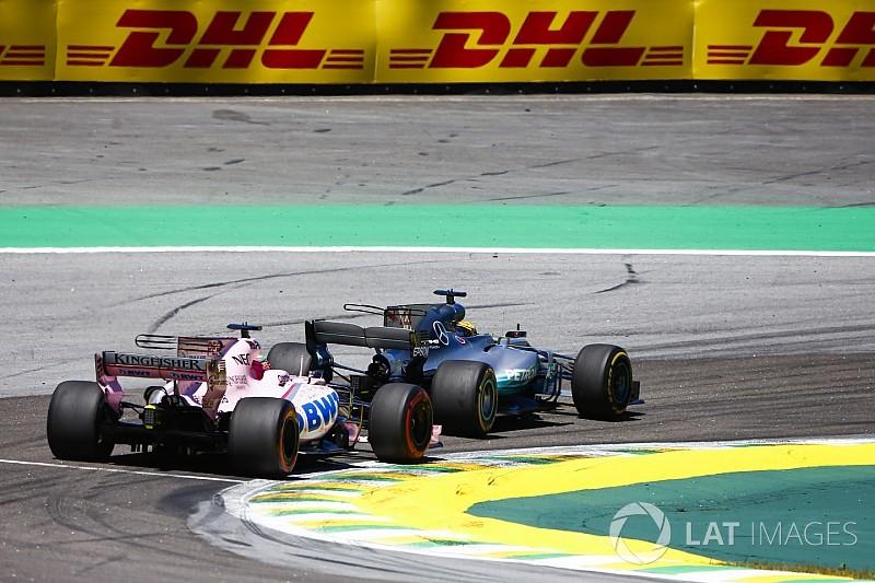 Force India critica proposta de motor da F1 para 2021