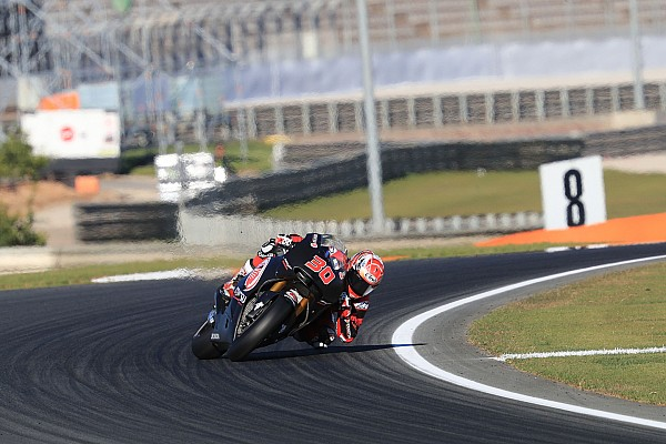 VIDEO: Kecelakaan Nakagami dengan motor MotoGP