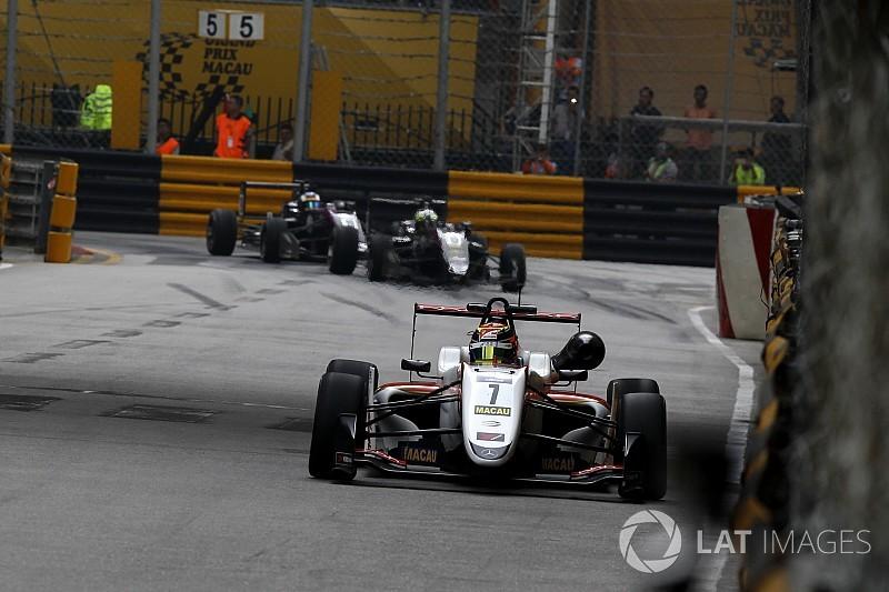 Прямой эфир: гонка Формулы 3 в Макао