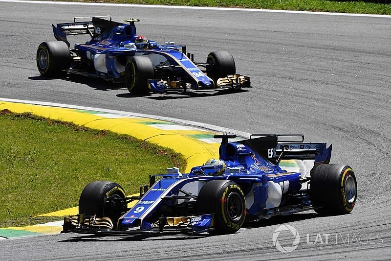 Wehrlein, Brezilya GP'sini daha iyi bir pozisyonda bitiremediği için üzgün