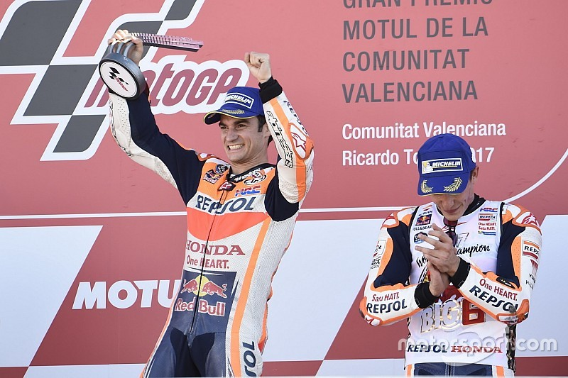 Top 10: Most successful MotoGP riders without a title