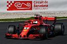 Com recorde da manhã, Vettel lidera penúltimo teste da F1
