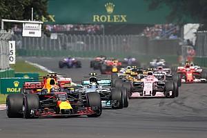 Формула 1 Результаты Положение в чемпионате пилотов и Кубке конструкторов после ГП Мексики