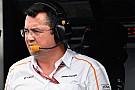 Boullier resigns as McLaren's racing director