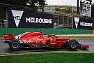 Fórmula 1 Ferrari logra el doblete previo a la calificación