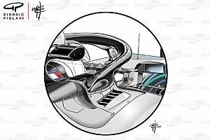 Fórmula 1 Análisis Análisis técnico: cómo afronta Mercedes sus problemas de refrigeración