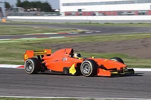 Auto GP Race report Adria Auto GP: Double podium for Raghunathan on debut