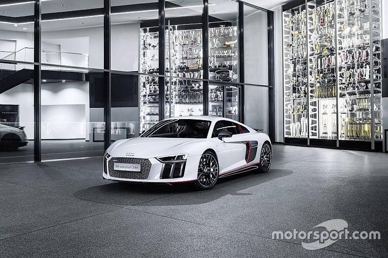 Audi viert zege 24 uur Nürburgring met speciale R8 V10-supercar