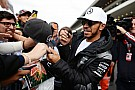 Hamilton popularity reaching Schumacher levels