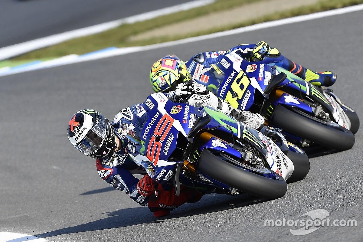 Valentino Rossi: Jorge Lorenzos Yamaha-Rückkehr ist