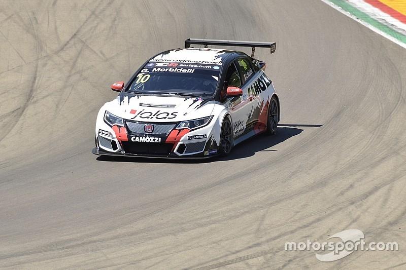 Morbidelli vola in pole position ad Imola!