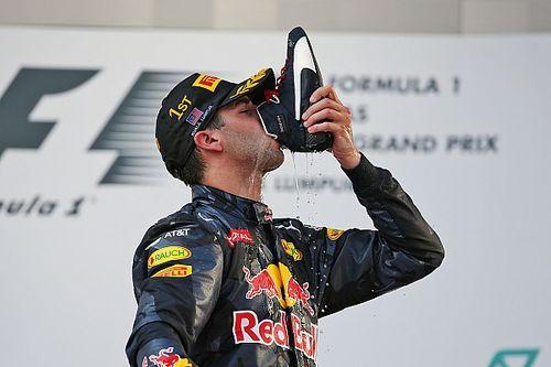 Inside Line F1 Podcast: Will FIA stop Ricciardo's shoey?