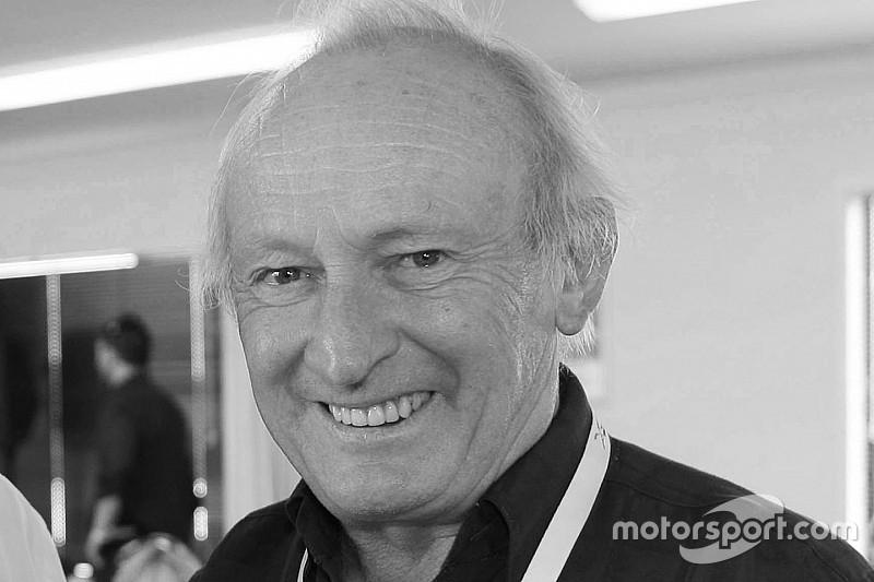传奇F1车手克里斯·阿蒙去世,享年73岁