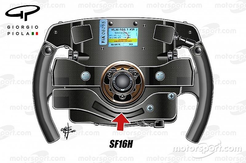 技术分析:方向盘或许是法拉利发车成功的关键