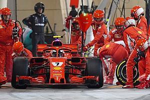 Fórmula 1 Noticias FIA quiere cambiar los pit stops en F1