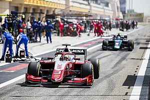 FIA F2 Top List GALERI: Aksi feature race F2 Bahrain