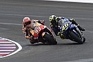 Miller urges Rossi and Marquez to end