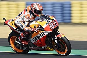 MotoGP Practice report Le Mans MotoGP: Marquez edges out Dovizioso in FP1