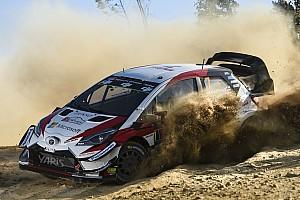 WRC Prova speciale Portogallo, PS10: Latvala riparte forte. Neuville allunga sui rivali