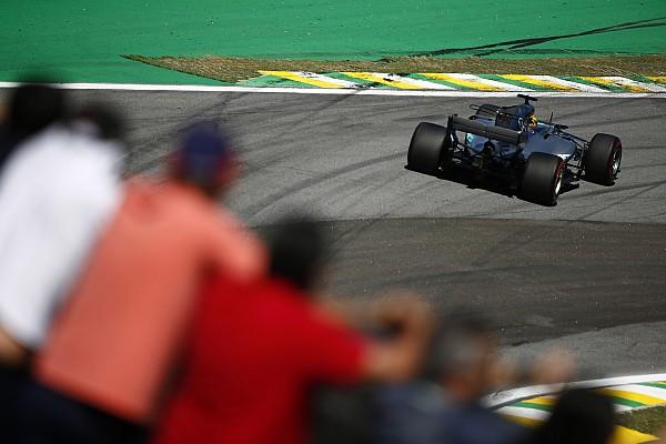 La mejora del ritmo del Mercedes fue
