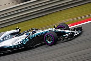Mercedes atribui falta de ritmo a dificuldades com pneus