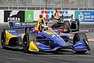 IndyCar Rossi lideró la segunda práctica en Long Beach y Chaves en 24°