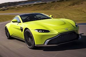Auto Actualités Voici la nouvelle Aston Martin Vantage!