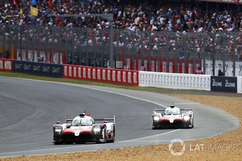 Toyota #7 fecha hora 3 na liderança; Alonso faz sua estreia
