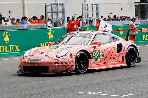 """Schwein gehabt: Die Porsche-""""Rennsau"""" im Le-Mans-Glück"""