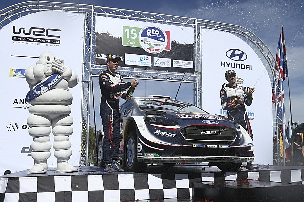 WRC Reaktion Sebastien Ogier: Mexiko einer meiner größten Siege