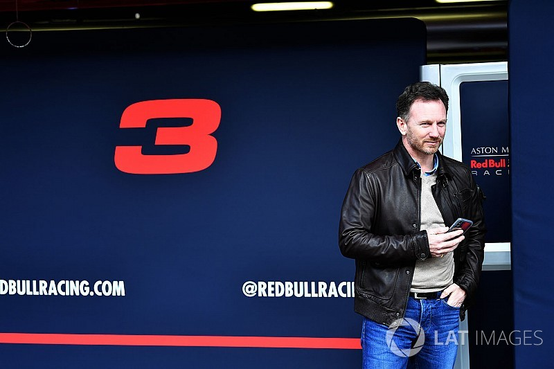 Хорнер встал на защиту контракта Red Bull с ExxonMobil