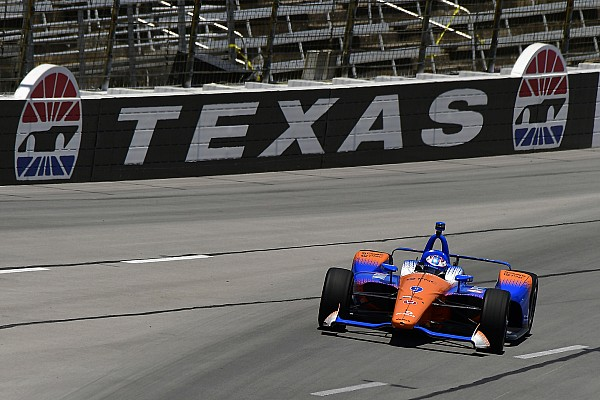 IndyCar Últimas notícias Dixon vence etapa do Texas da Indy; Kanaan e Leist abandonam