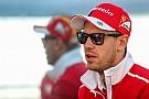 Vettel descarta vantagem da Ferrari com uso de pneus em 2018