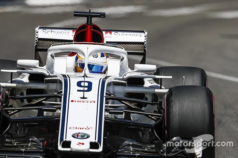 Ерікссон: Успіх із BMW продемонстрував потенціал Sauber