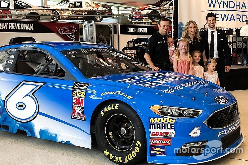 Matt Kenseth to make NASCAR return with Roush Fenway Racing
